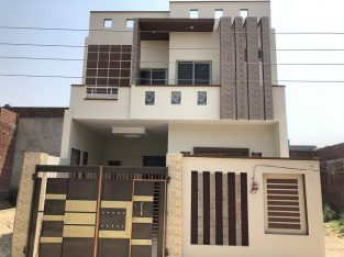 6.25 Marla Designer House For Sale