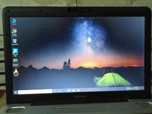 Toshiba Satellite Pro L500 laptop for sale