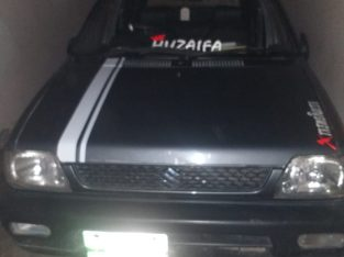 Mehran VXR 2010 Model for sale