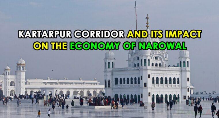 Kartarpur Corridor and its Impact on the Economy of Narowal