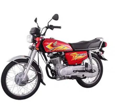 125 Honda On easy installments