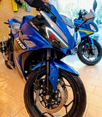 New heavy super bike/ sports bike