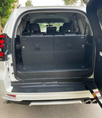 2018 – 8,600 km Toyota PRADO TXL 4.0