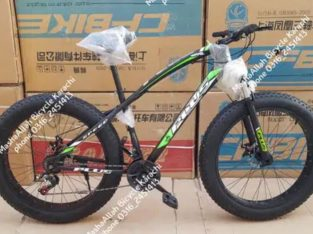 New PLUS FAT BIKE P-750 brand new imported box pack