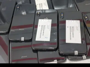 IPHONE X 64GB PTA APPROVED WATER RESISTANT
