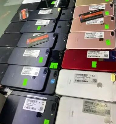 IPHOnE 7plus 256GB PTA Approved Fresh stock
