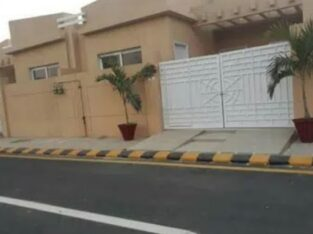 Single Storey House For Sale Kn Gohar City Malir