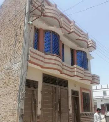 4 marla fresh house for sale