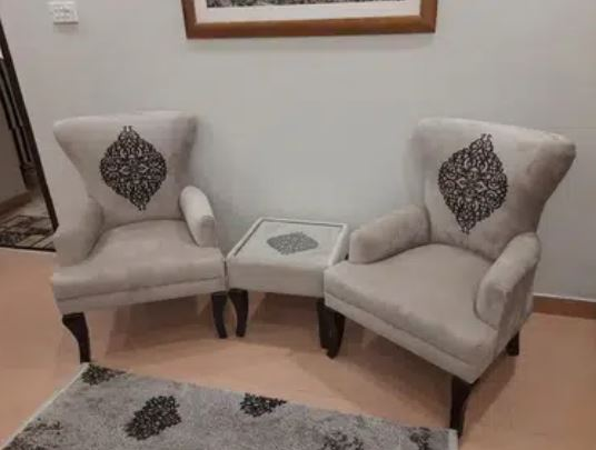 Bedroom Chairs With stool best