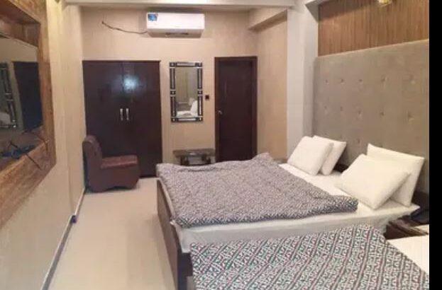 Guest Inn, Guest House Behind Baitul Mukarram Masjid Gulshan e Iqbal