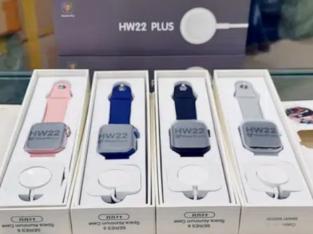 WO HW22 plus smart watch / Custom WatchFace / Wearfitpro