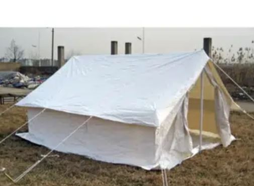 Labour tent and construction camps