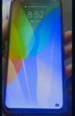 Y6p blue colour . 3 gb 64 gb. new lush.