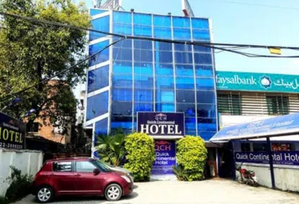 room for rent at Quick Continental Hotel