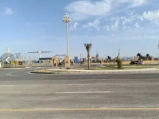 Precinct 15 Residential Plot Is Available For Sale