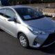 Toyota Vitz (Unregistered)