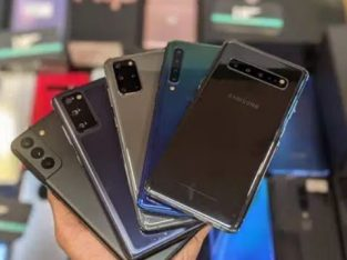 Samsung S20,S20 Plus,S20 Ultra All Colors