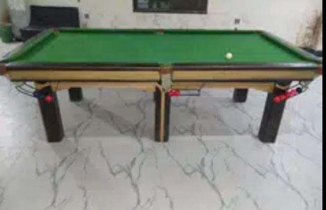 Snooker/Billiard Table (Viraka Style)