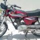 Honda CG 125 2015 bike for sale in Lahore