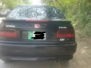 honda civic exi for sale in isLAMABAD
