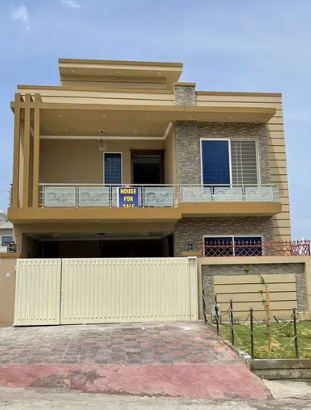House Is Available In Jinnah Garden For Sale