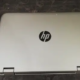 HP Pavilion x360 AMD A6 4gb 500 gb touch convertible