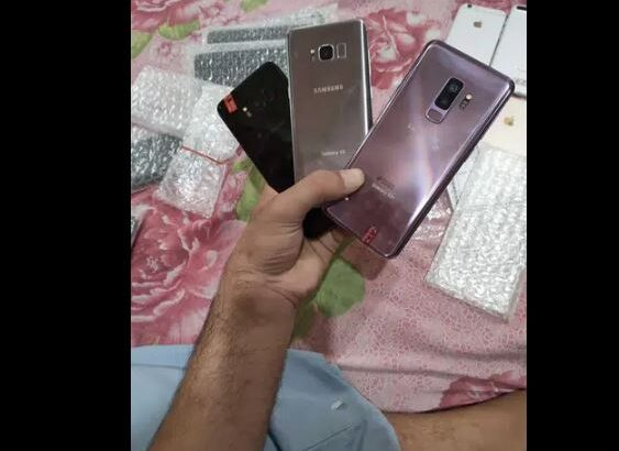 galaxy s8 s9 s9 plus pin s8 dotted pta approved