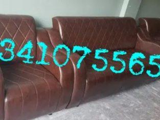 6g5s Royal sofa set 5,7 seater color desgn makr almari table chair bed