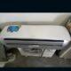 kenwood DC inverter 1ton split ac good condition orignal gas