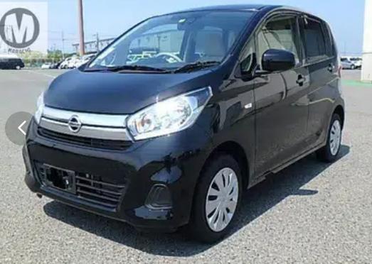 Nissan Dayz 2015/17