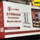 Li Mei Storage Wardrobe 88130
