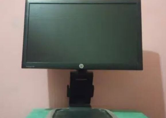 HP Prodisplay p201 Monitor with Vga and power cable