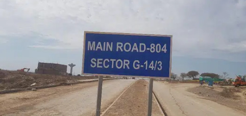 Ideally Located Plot Is Available For Sale In Sector G-14/3 Islamabad