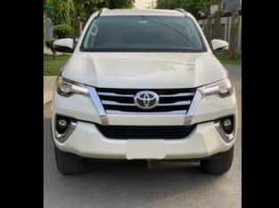 Toyota Fortuner 2.7 VVTi