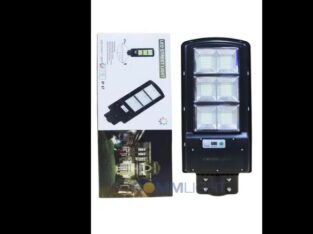 Solar Street Light 90W ABS Material