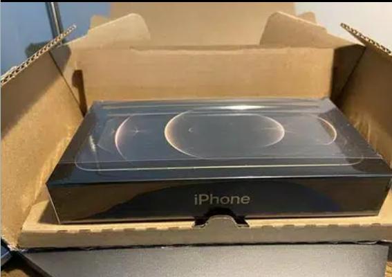 iPhone 12 Pro Max Gold 128gb