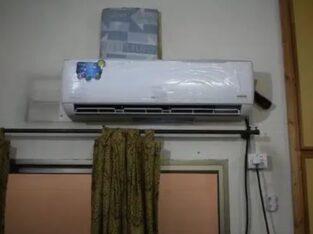 Kenwood DC inverter 1.5 ton full box with warranty