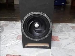 kenwood Car Sound woofer