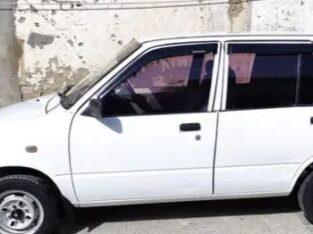 Suzuki Mehran Euro 2 (2013) Islamabad Number