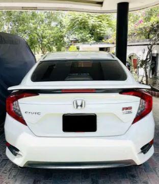 Honda Civic 1.5 Turbo RS 2017 model