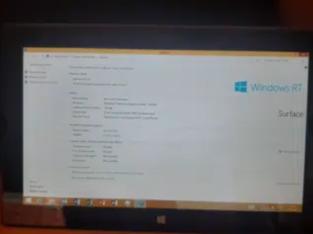 windows surface rt / mini computer / tablet /portable computer