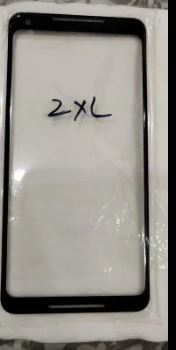Pixel 2XL touch glass