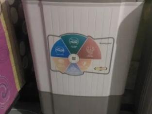 Super Asia Washing Machine SA240 10kg (contact 03161999436