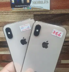 Iphone xsMax 256 gb 10/10 condition Non Pta