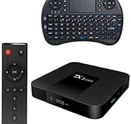 2021 offer Tx3mini plus wireless keyboard/mouse android smart tv box