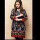 Lawn kurti digital 2021 prints high class (Hussain kurti wholesale )