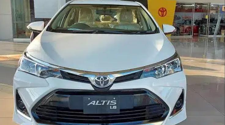 Toyota Corolla Altis 1.6 X For Sale Karachi