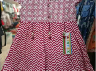 Thailand Style Frock With Tight For Sale In Hyderabad