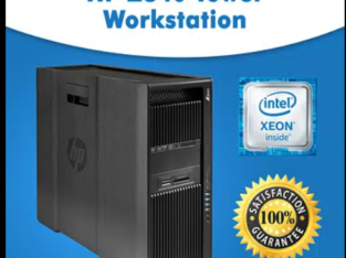 HP Z840 Workstation 20 Cores Dual For Sale Islamabad