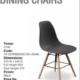 Interwood Dining Chairs
